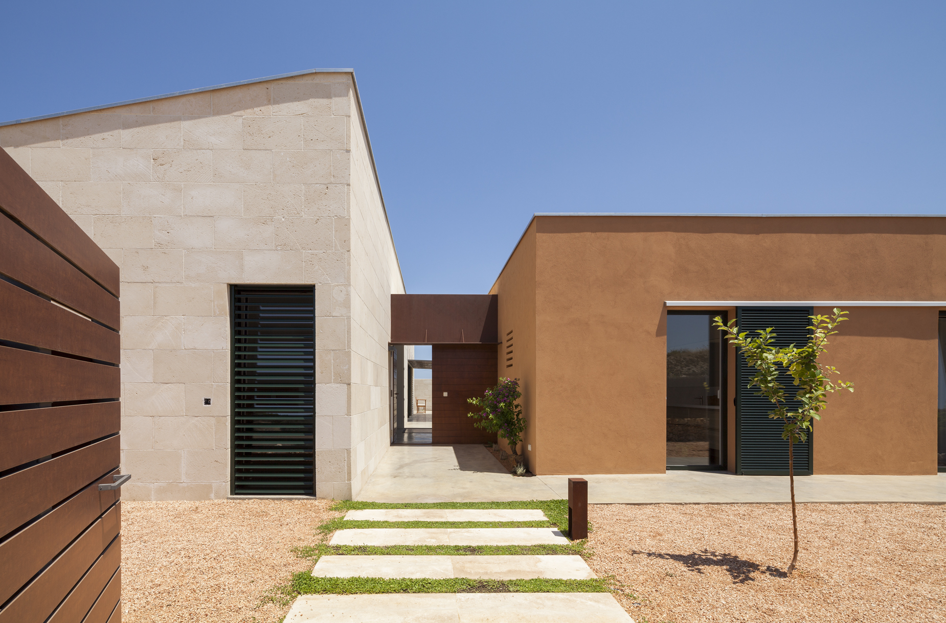 Habitatge unifamiliar menorca - Proyecto casa unifamiliar ...