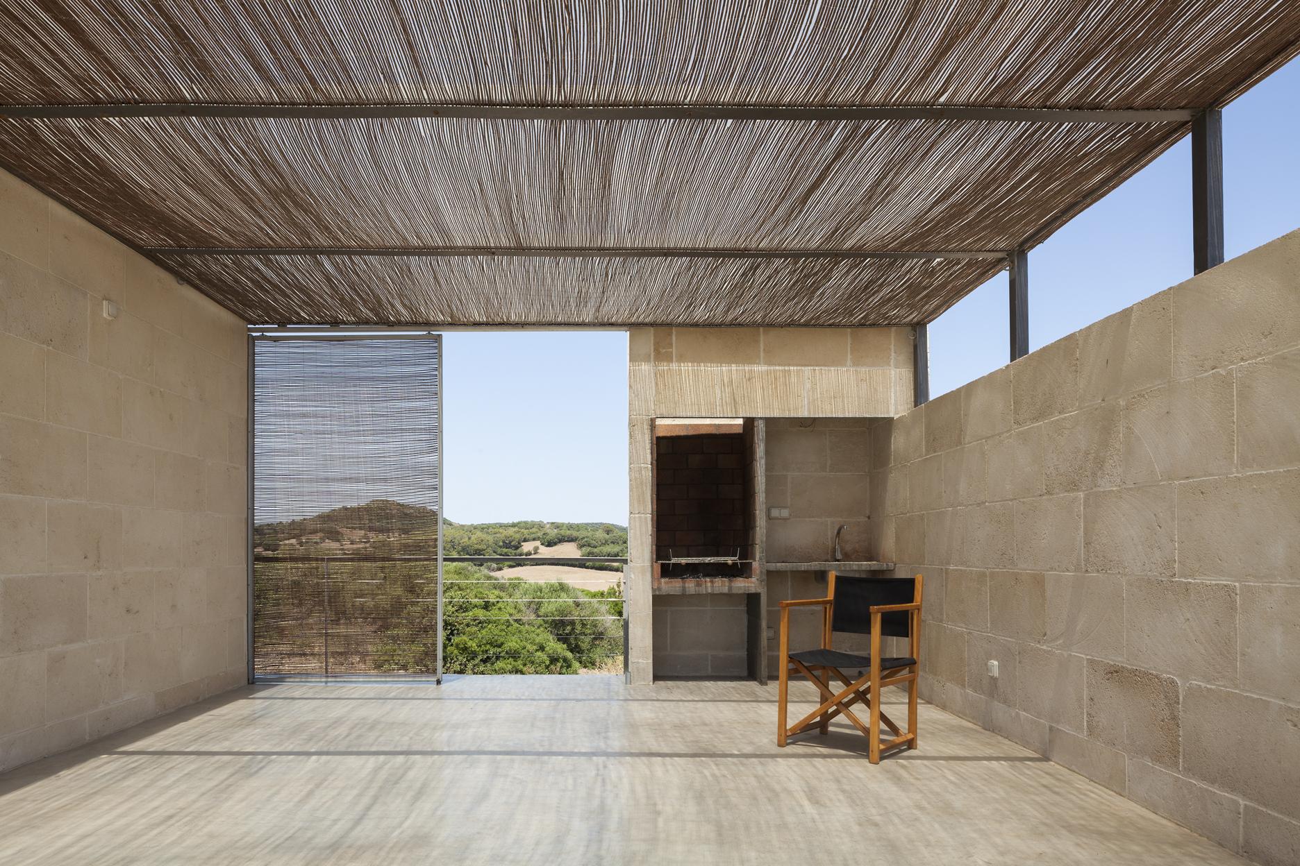 Habitatge unifamiliar menorca - Casa menorca barcelona ...