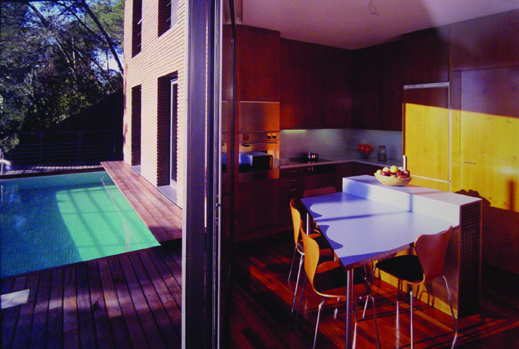 Habitatge unifamiliar vallvidrera - Proyecto casa unifamiliar ...